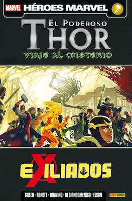 El Poderoso Thor: Viaje al misterio (2012-2014) (Rústica 136-224 pp) #3