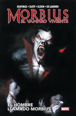 Morbius: El Vampiro Viviente. Marvel Omnibus