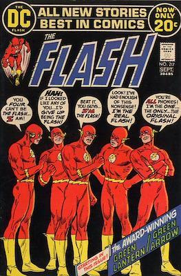 Flash Vol. 1 (1959-1985) (Comic Book 32 pp) #217