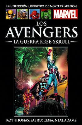 La Colección Definitiva de Novelas Gráficas Marvel (Cartoné) #90