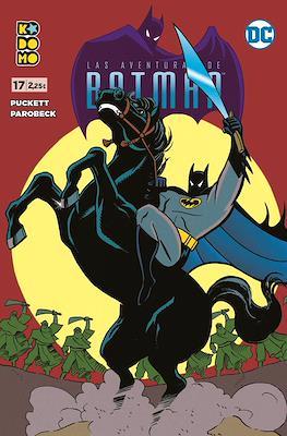 Las aventuras de Batman #17