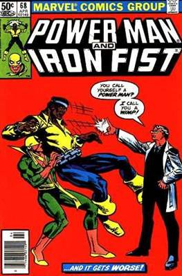 Hero for Hire / Power Man Vol 1 / Power Man and Iron Fist Vol 1 (Comic-Book) #68