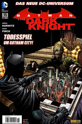 Batman. The Dark Knight (Heften) #15