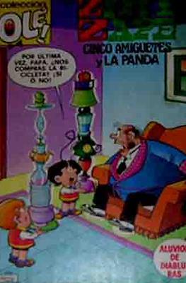 Colección Olé! (1ª Edición - Rústica, 64-80 páginas) #184