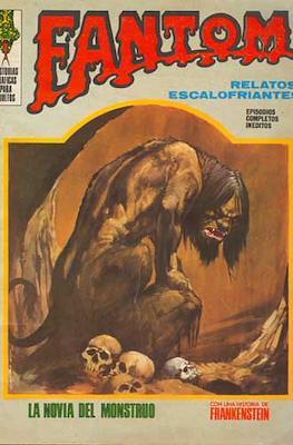 Fantom (1972-1974) (Grapa 64 pp) #14