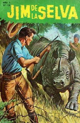 Jim de la selva (Grapa) #12