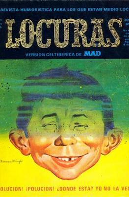 Locuras (Grapa 36 pp) #1