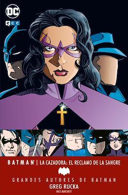 Grandes Autores de Batman: Greg Rucka (Cartoné.) #2