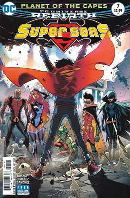 Super Sons (2017 - 2018 Comic-book) #7