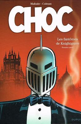 Choc (Cartoné 88 pp) #1