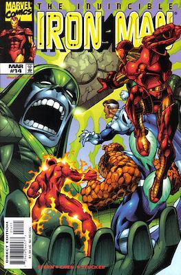 Iron Man Vol. 3 (1998-2004) (Comic Book) #14