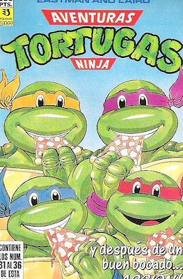 Aventuras Tortugas Ninja (Retapado, rústica) #6
