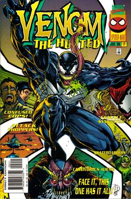 Venom: The Hunted (Comic Book) #2