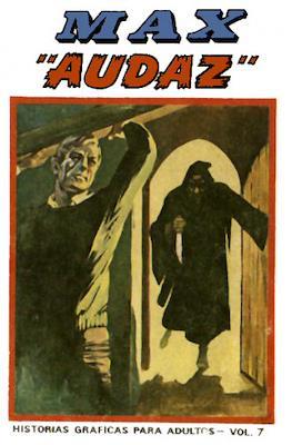 "Max ""Audaz"" (Rústica, 288 páginas (1973)) #7"