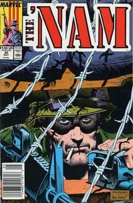 The 'Nam Vol 1 (Comic-book.) #30