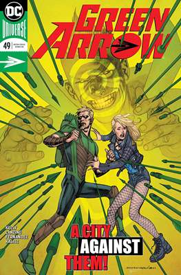 Green Arrow vol. 6 (2016-2019) (Comic-book) #49