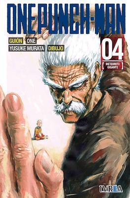 One Punch-Man (Rústica con sobrecubierta) #4