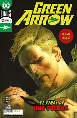 Green Arrow. Renacimiento #13