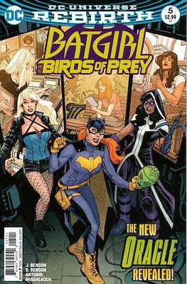 Batgirl and the Birds of Prey (2016-2018) (Grapa) #5
