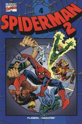 Coleccionable Spiderman Vol. 2 (2004) (Rústica, 80 pp) #4