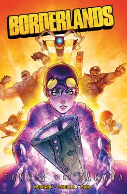 Borderlands (Rústica 104 pp) #3