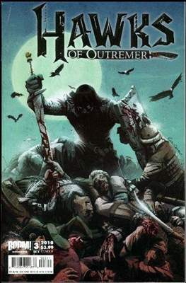 Hawks of Outremer (Comic Book) #3