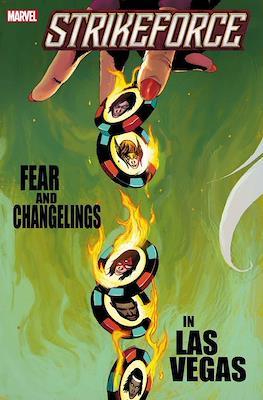 Strikeforce (2019- Variant Cover) (Comic Book) #2