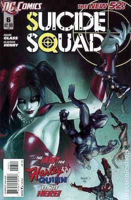 Suicide Squad Vol. 4. New 52 #6