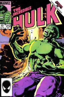 The Incredible Hulk Vol.1 (Saddle-stitched. 1962-1999) #312