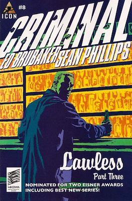 Criminal (2006) (Comic Book) #8