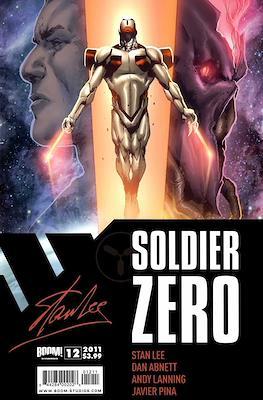 Soldier Zero (Cómic grapa) #12