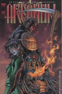 Arcanum (1997-1998) (Grapa) #4