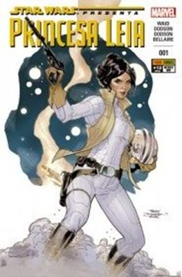Star Wars Presenta (Grapa) #1