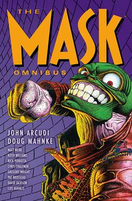 The Mask Omnibus (Softcover 376 pp) #1