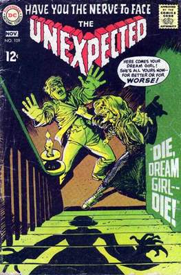 The Unexpected (Comic Book) #109