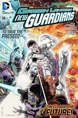 Green Lantern New Guardians (2011-2015) (2011 - 2015) Grapa #26