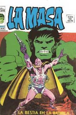 La Masa Vol. 3 (1975-1980) (Rústica 40-48 pp) #6