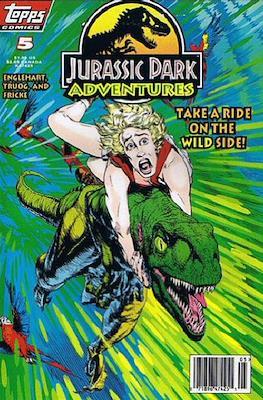 Jurassic Park Adventures (Comic Book) #5