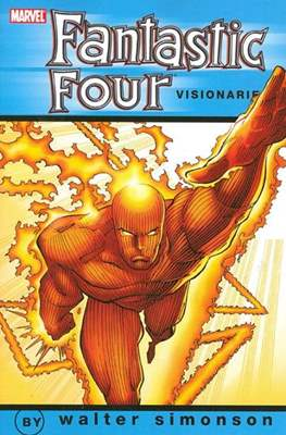Fantastic Four Visionaries: Walter Simonson (Softcover) #3