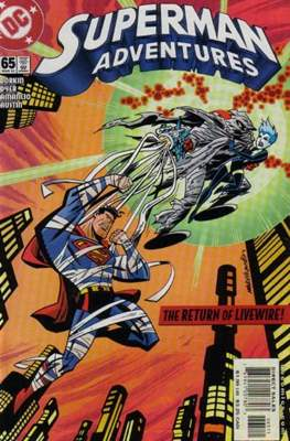 Superman Adventures (Comic Book) #65