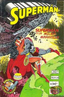 Supermán (1986-2001) (Grapa) #54