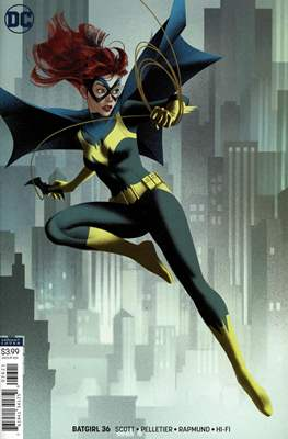 Batgirl Vol. 5 (2016- Variant Cover) (Comic Book) #36