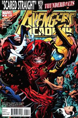 Avengers Academy (2010-2013) (Comic-Book) #4