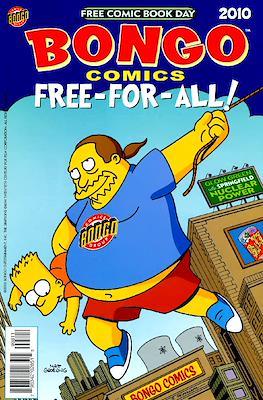 Bongo Comics Free-For-All! Free Comic Book Day 2010