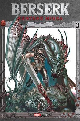 Berserk (Rústica con sobrecubierta) #3