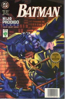 Batman. Hijo pródigo #3