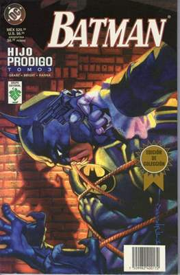 Batman. Hijo pródigo (Rústica) #3