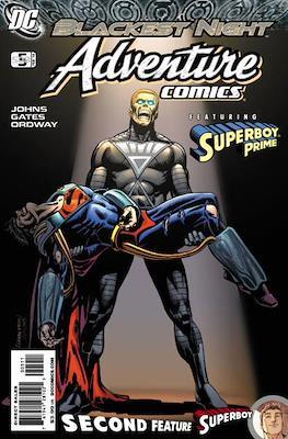 New Comics / New Adventure Comics / Adventure Comics (1935-1983 ; 2009-2011) (Comic Book) #508