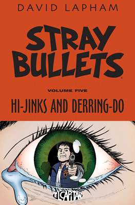 Stray Bullets (Digital Collected) #5