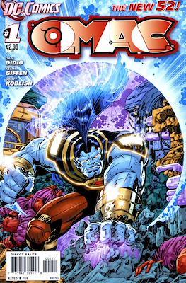 O.M.A.C. Vol 4 (Comic Book) #1